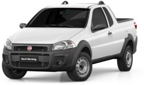 Fiat Strada Hard Working 1.4 Flex 2p